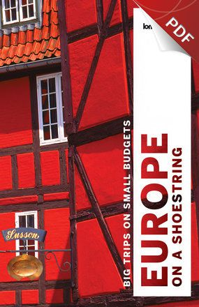 Europe on a Shoestring - France, Switzerland & Austria (PDF Chapter)