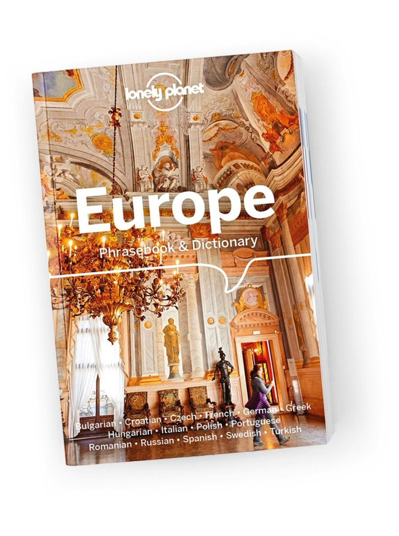 Europe Phrasebook & Dictionary