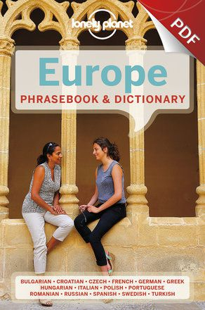 Europe Phrasebook - Russian (PDF Chapter)