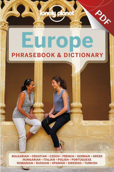 Europe Phrasebook - Swedish (PDF Chapter)