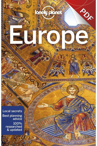 Europe - Plan your trip (PDF Chapter)