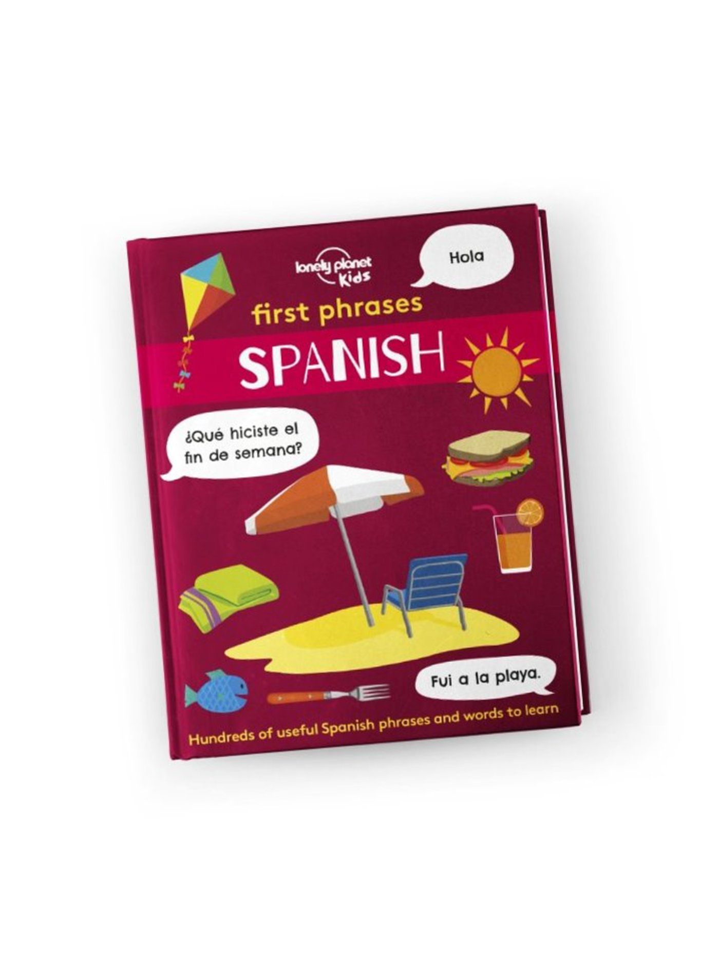 First Phrases: Spanish