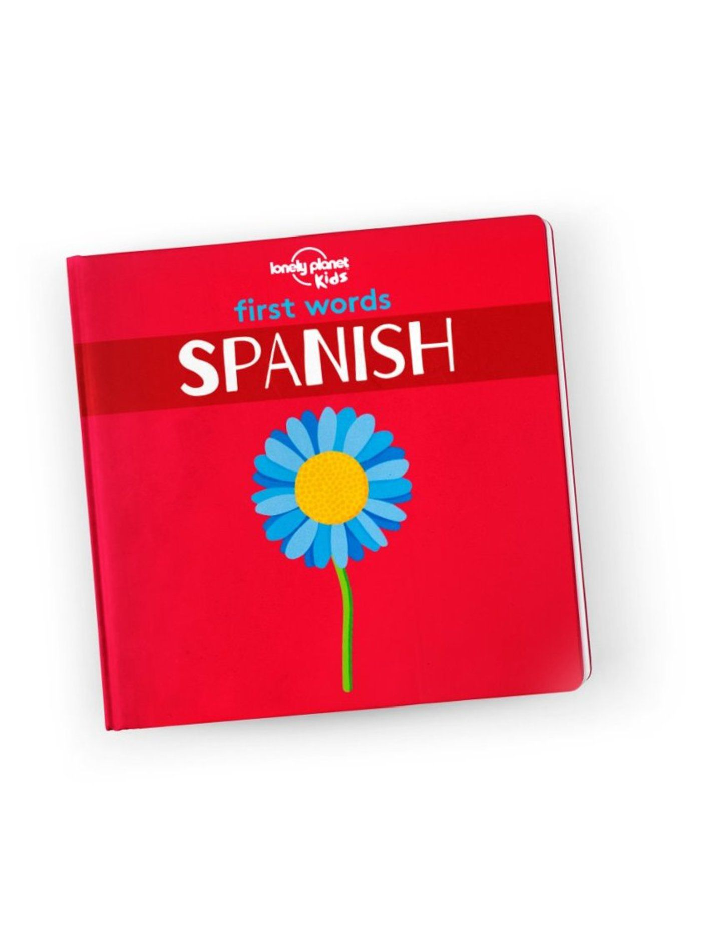 First Words Board Book - Spanish