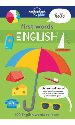 First Words: English (North and South America edition)