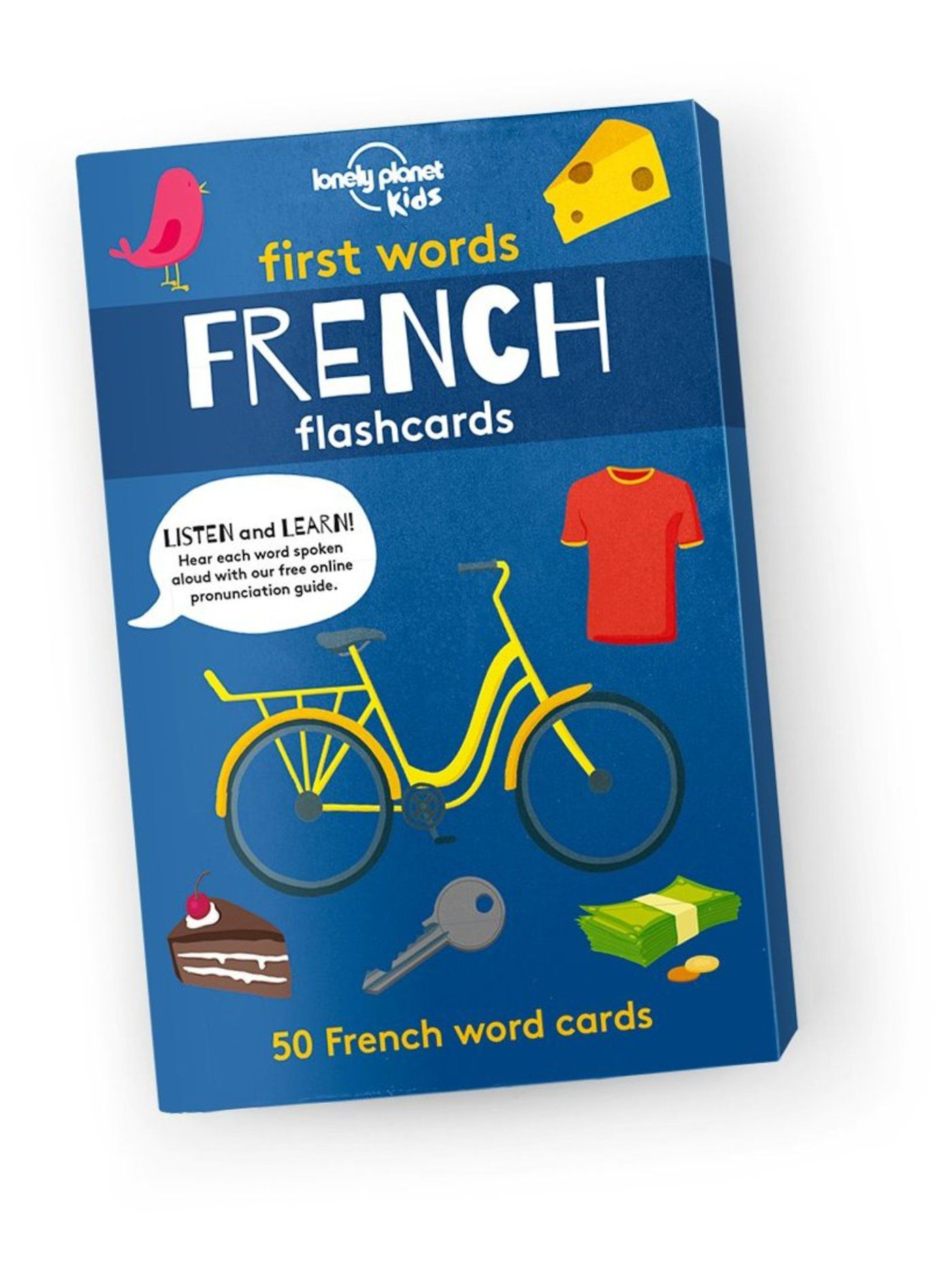 First Words: French (Flashcards)