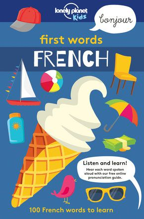 First Words: French (North and South America edition)