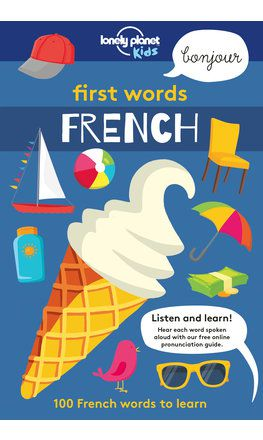 First Words - French (North and South America edition)