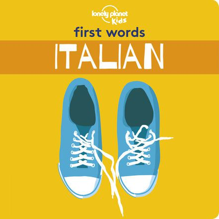First Words Italian Board Book