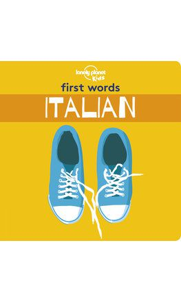 First Words: Italian (Board Book)