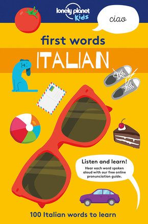 First Words - Italian (North and South America edition)