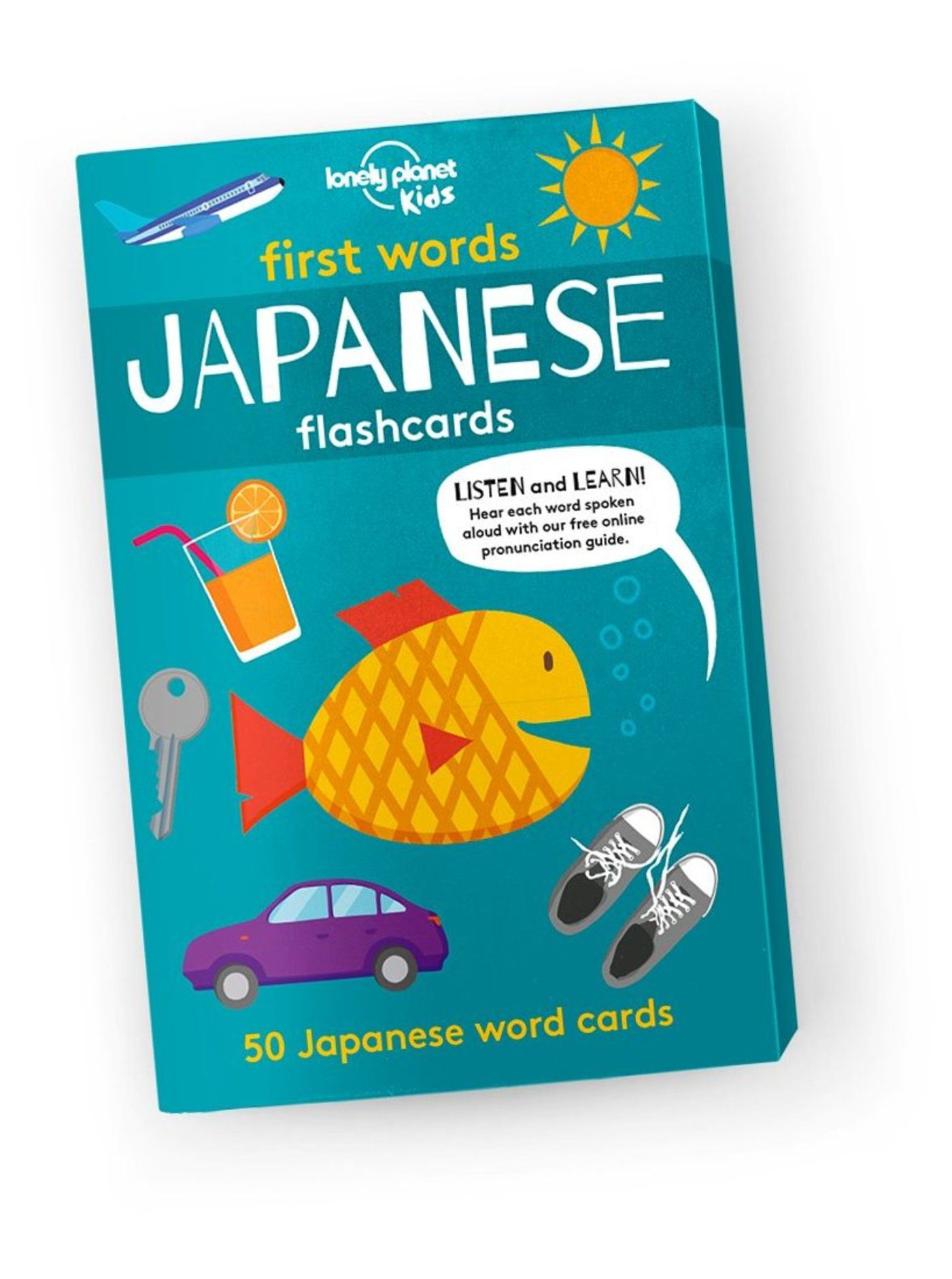 First Words: Japanese (Flashcards)