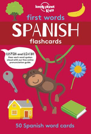 First Words Spanish Flashcards