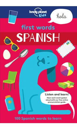 First Words: Spanish (North & South America edition)