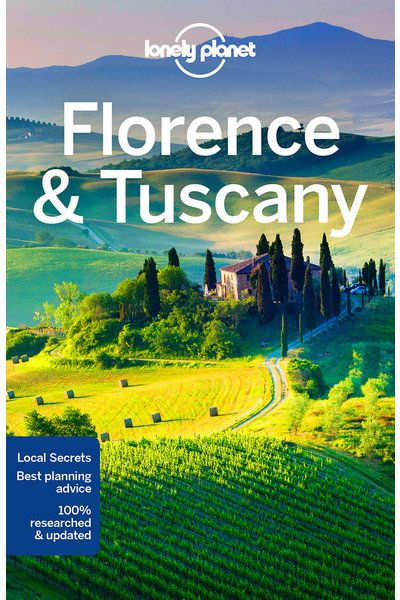 florence tuscany travel guidebook lonely planet shop lonely