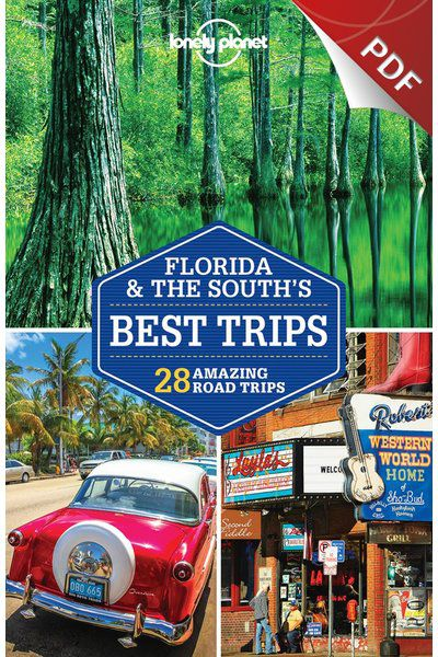 Florida & the South's Best Trips - Georgia & Alabama Trips (PDF Chapter)