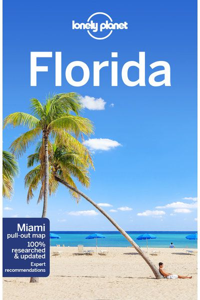 Florida Travel Guide Map.Florida Travel Guidebook Lonely Planet Shop Lonely Planet Us