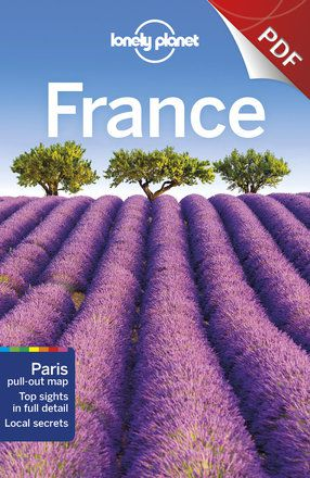 France - Lyon & the Rhone Valley (PDF Chapter)