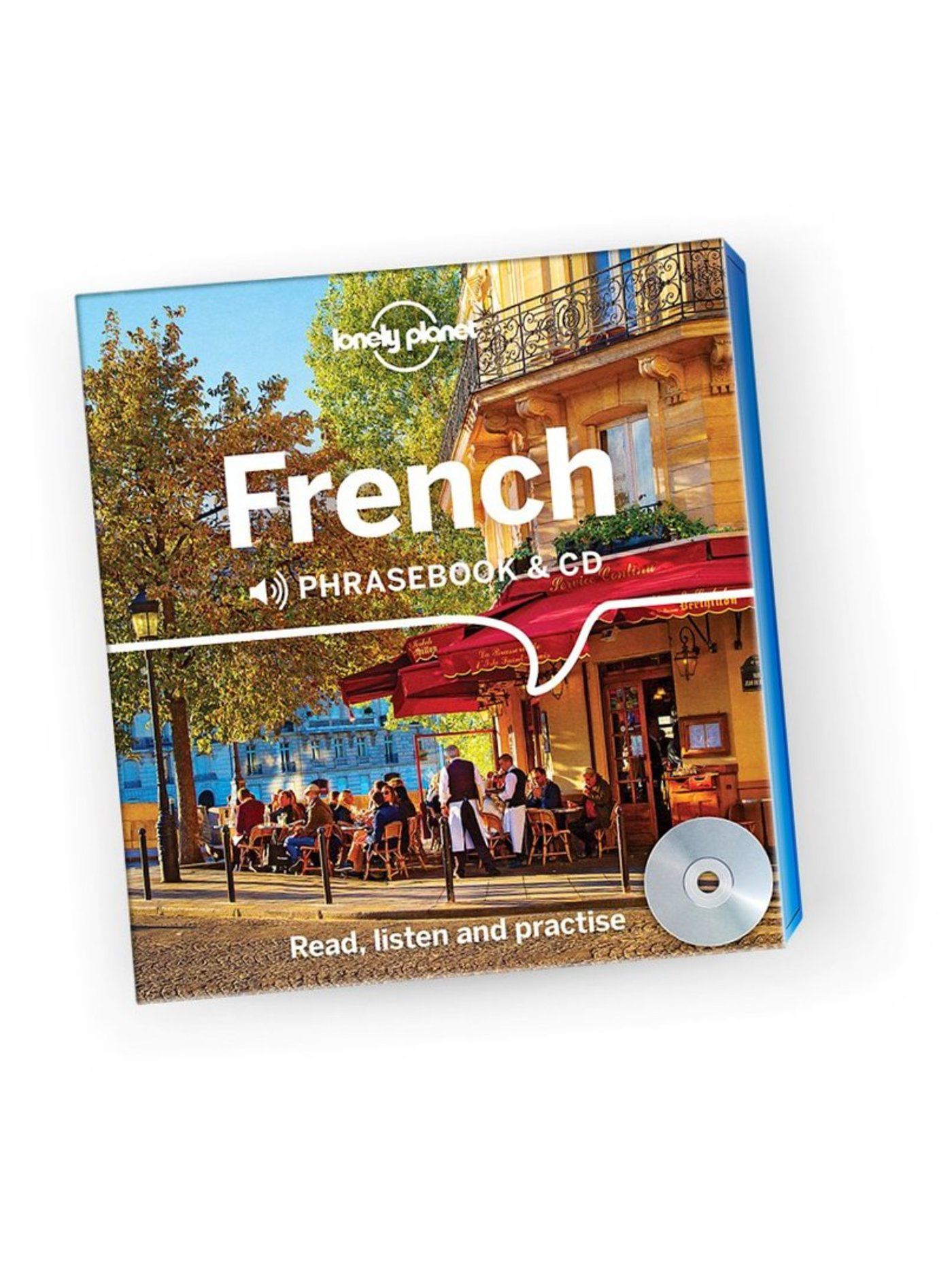 French Phrasebook & Audio CD - 4th edition