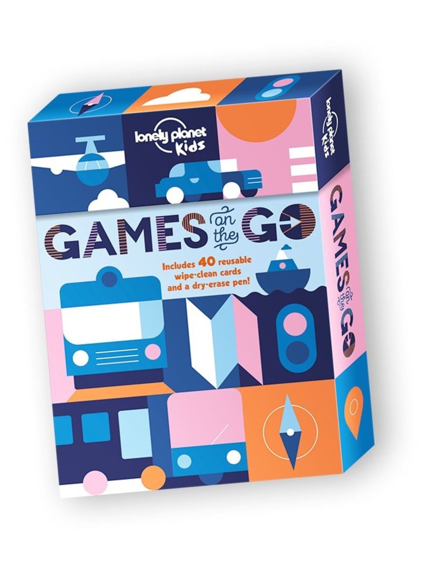 Games on the Go (North and South America edition)