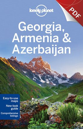 Georgia, Armenia & Azerbaijan - Georgia (PDF Chapter)