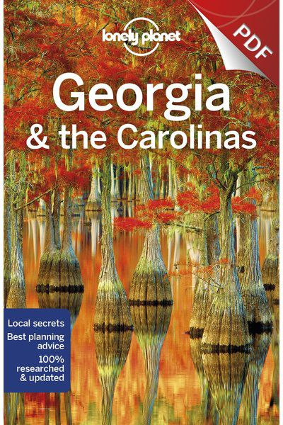 Georgia & the Carolinas - Charlotte & the Triangle (PDF Chapter)
