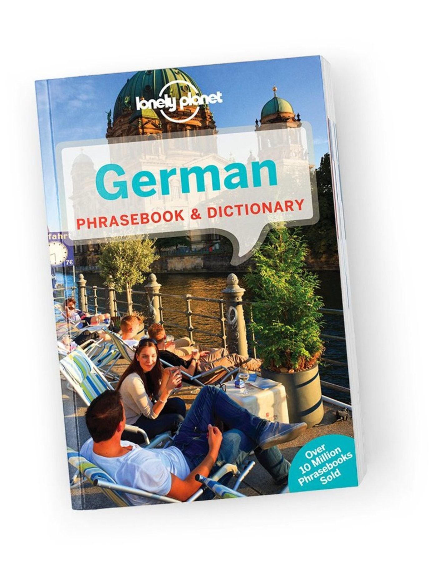 German Phrasebook & Dictionary - 6th edition