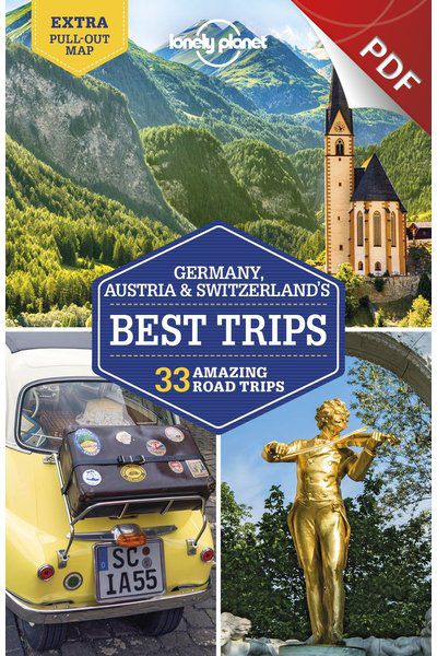 Germany, Austria & Switzerland's Best Trips - South Germany (PDF Chapter)