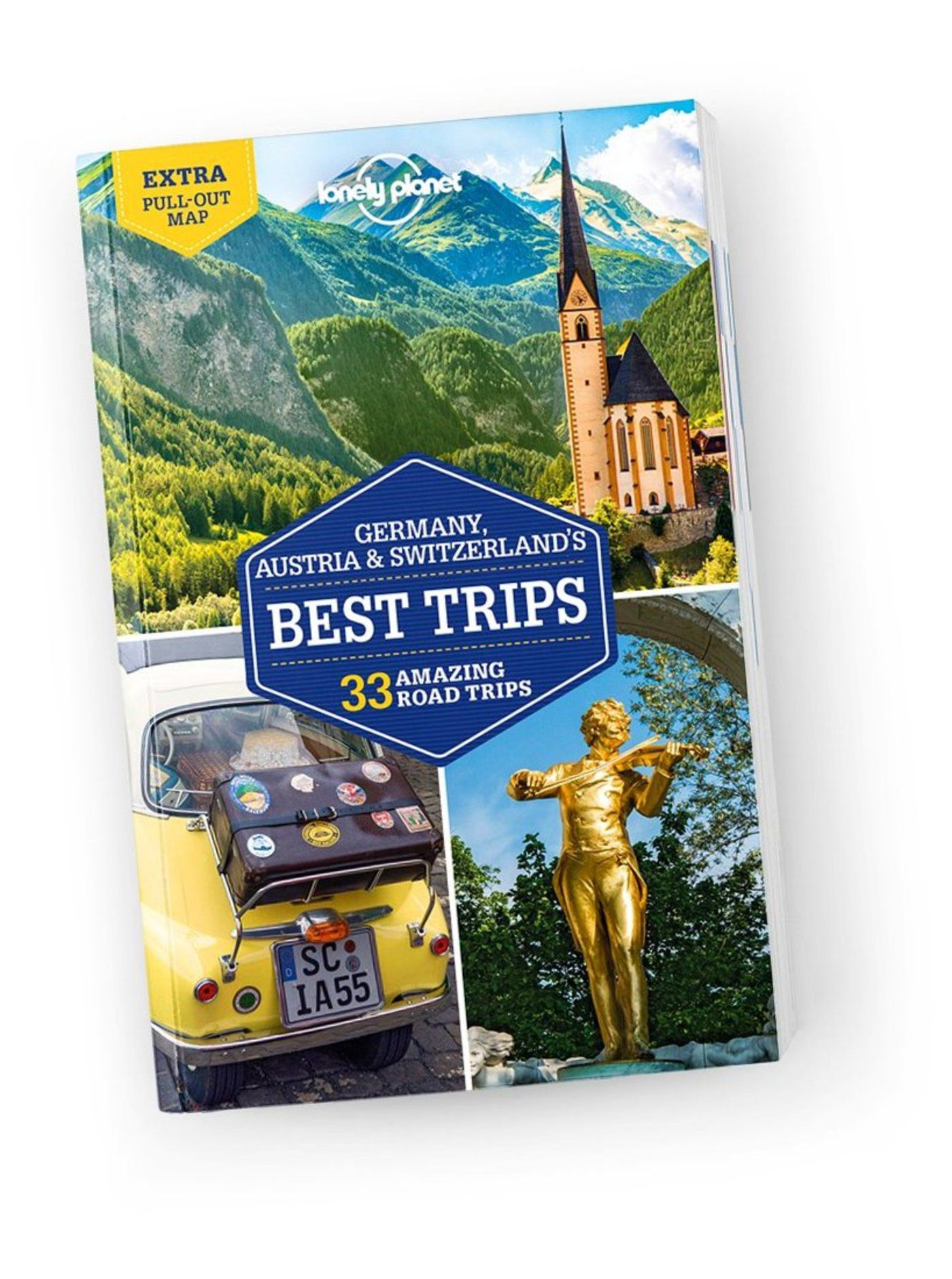 Germany, Austria & Switzerland's Best Trips - 2nd edition