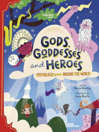Gods, Goddesses, and Heroes (North & South America edition)