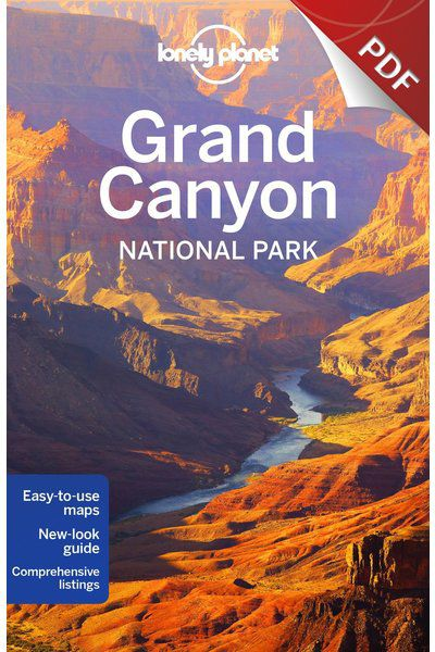 Grand Canyon National Park - Around South Rim (PDF Chapter)