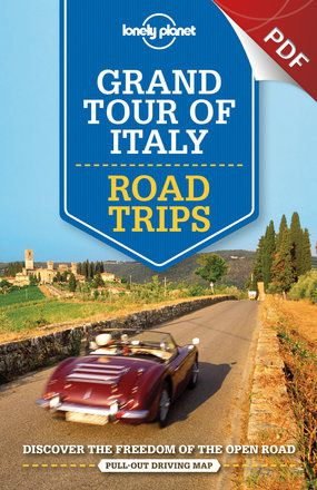 Grand Tour of Italy Road Trips - Italian Riviera Trip (PDF Chapter)