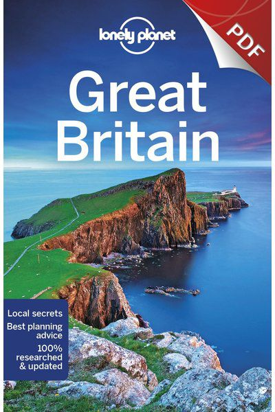 Great Britain - Canterbury & Southeast England (PDF Chapter)
