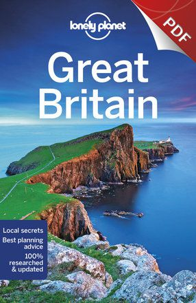 Great Britain - Manchester, Liverpool & Northwest England (PDF Chapter)