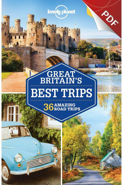 Great Britain's Best Trips - Central England (PDF Chapter)