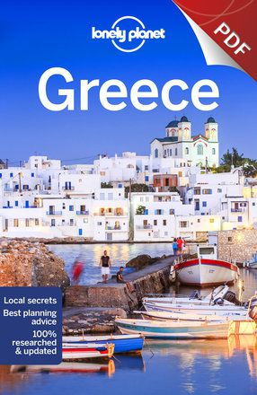 Greece - Athens & Around (PDF Chapter)
