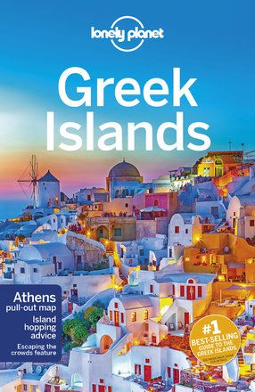 Greek Islands travel guide - 11th edition