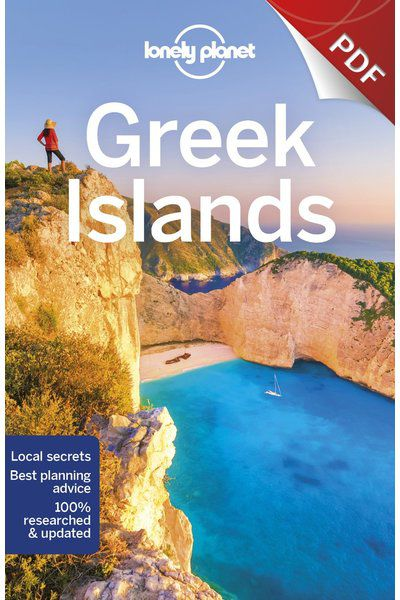Greek Islands - Saronic Gulf Islands (PDF Chapter)