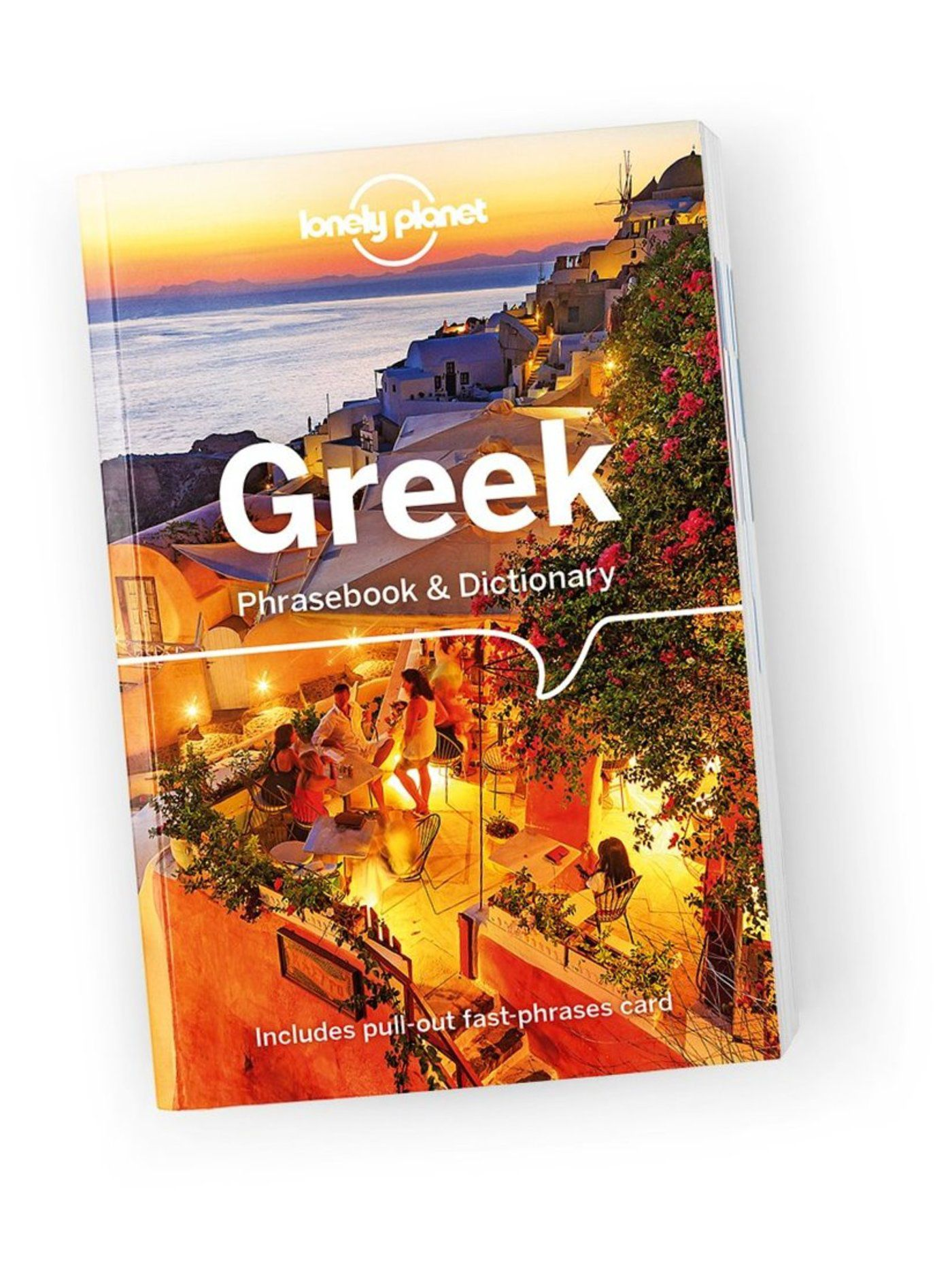 Greek Phrasebook & Dictionary