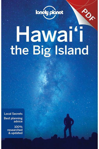 Hawai'i the Big Island - Mauna Kea & Saddle Road (PDF Chapter)