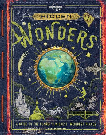 Hidden Wonders (North & South America edition)