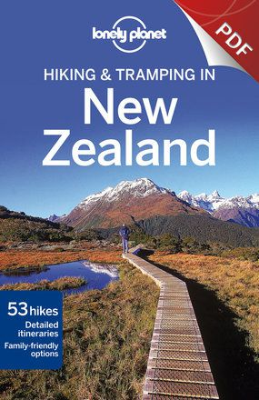 Hiking & Tramping in New Zealand - Mt Aspiring National Park & Around Queenstown (PDF Chapter)