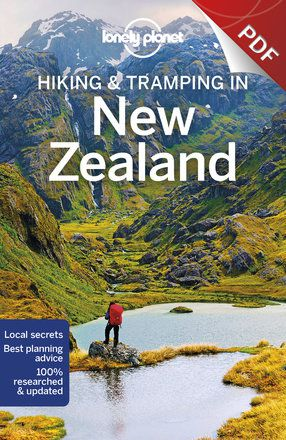 Hiking & Tramping in New Zealand - Taranaki & Southern North Island (PDF Chapter)