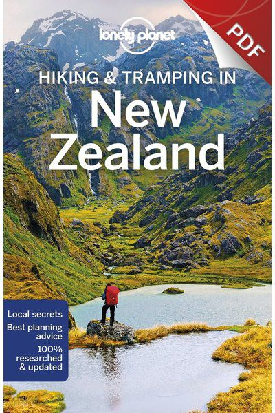 Hiking & Tramping in New Zealand - Tongariro, Te Urewera & Central North Island (PDF Chapter)