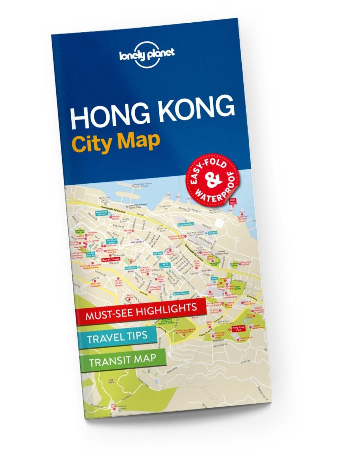 Hong Kong City Map