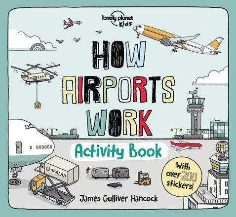How Airports Work Activity Book (North & South America edition)