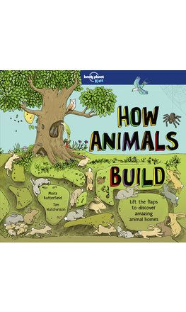 How Animals Build (North and South America edition)