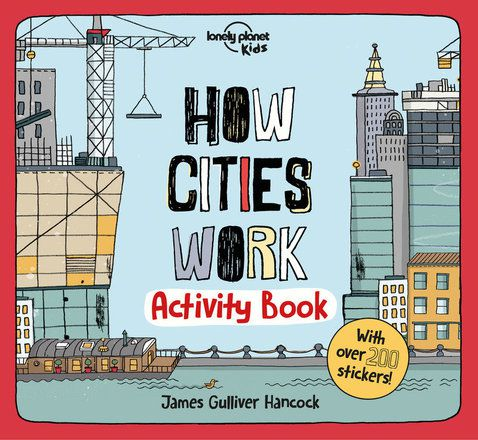How Cities Work Activity Book (North & South America edition)