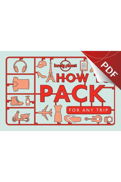 How to Pack for Any Trip - Luggage (PDF Chapter)