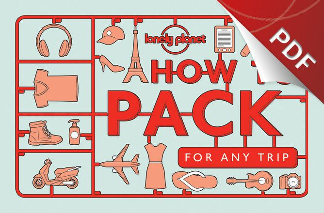 How to Pack for Any Trip - Packing (PDF Chapter)