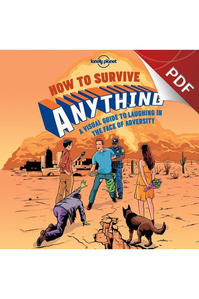 How to Survive Anything - Being Interviewed on Live TV to a Jellyfish Sting (PDF Chapter)